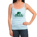Mwaluganje Elephant Sanctuary logo Tank Top