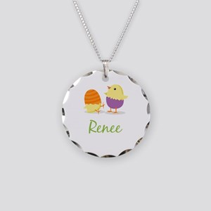 Easter Chick Renee Necklace
