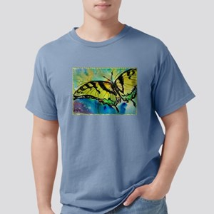 Butterfly! Swallowtail butterfly, art! Mens Comfor