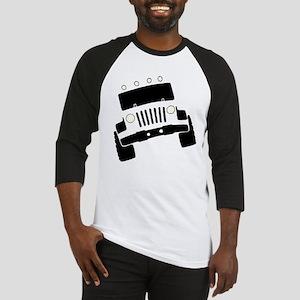 Jeepster Rock Crawler Baseball Jersey