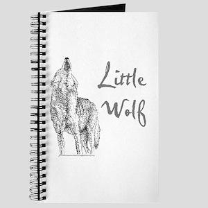 """""""Little Wolf"""" Journal"""