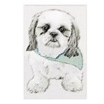 Shih Tzu Postcards (Package of 8)