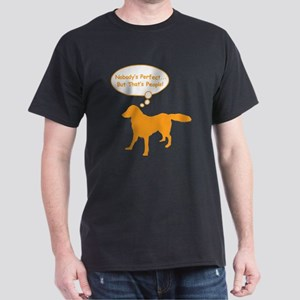 Flat Coated Retriever Dark T-Shirt