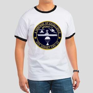 USS Hornet Apollo 11 Ringer T