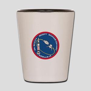 Apollo 9 Shot Glass