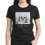 Shih Tzu Women's Dark T-Shirt