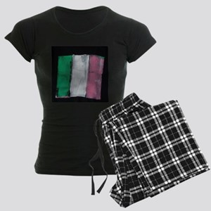 Republic of Newfoundland Flag Painted Pajamas