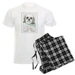 Shih Tzu Men's Light Pajamas