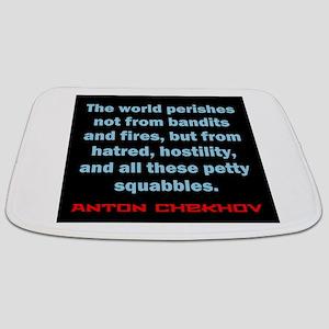 The World Perishes - Anton Chekhov Bathmat