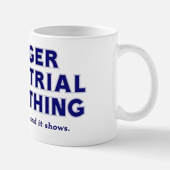 Kruger Industrial Smoothing Coffee Mug