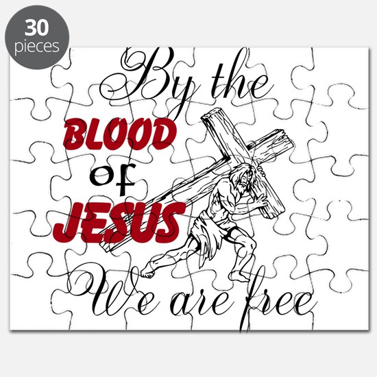 By The Blood Puzzle