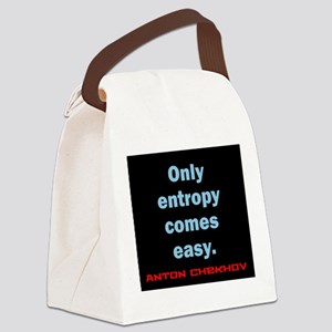 Only Entropy Comes Easy - Anton Chekhov Canvas Lun