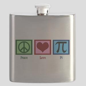 Peace Love Pi Flask