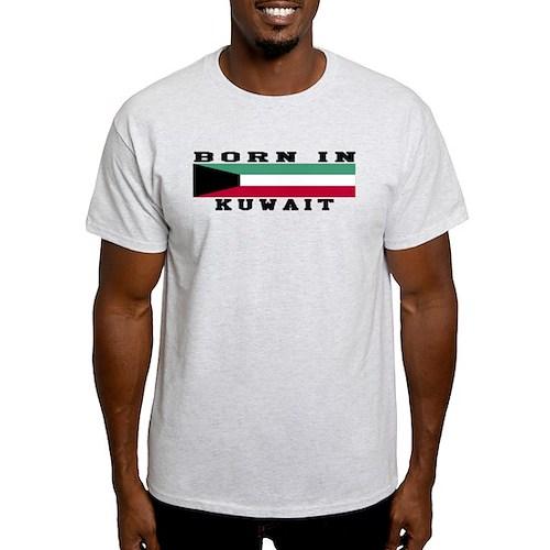 Born In Kuwait T-Shirt