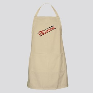 """Mistress"" Title with Riding Crops Apron"