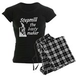 Stepmill the booty maker Women's Dark Pajamas