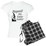 Stepmill the booty maker Women's Light Pajamas