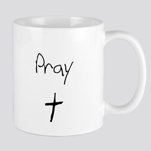 Zion Lutheran Church Pray mugs Mug