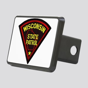 Wisconsin State Patrol Hitch Cover