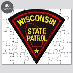 Wisconsin State Patrol Puzzle