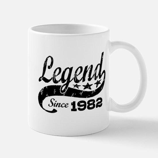 Legend Since 1982 Mug