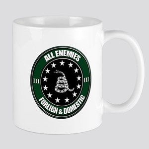 All Enemies Mug