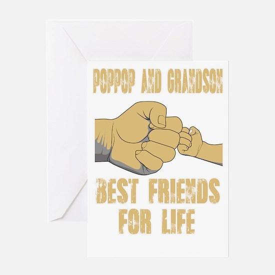 Cute Poppop Greeting Card
