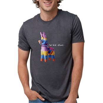 I'd Hit That Mens Tri-blend T-Shirt