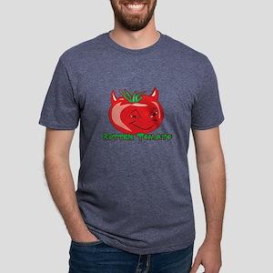 Rotten Tomato Mens Tri-blend T-Shirt