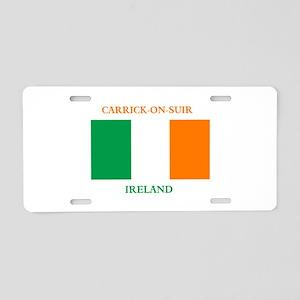 Carrick-on-Suir Ireland Aluminum License Plate
