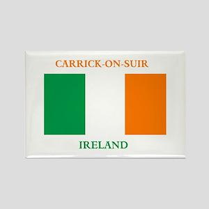 Carrick-on-Suir Ireland Rectangle Magnet