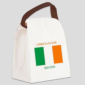 Carrick-on-Suir Ireland Canvas Lunch Bag