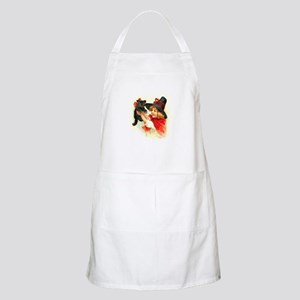 The Little Witch BBQ Apron