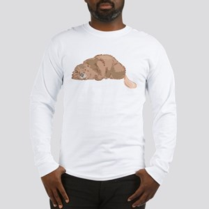 Cute Beaver Long Sleeve T-Shirt