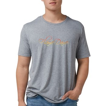 Flame Dame Mens Tri-blend T-Shirt
