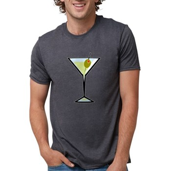 Dirty Martini Mens Tri-blend T-Shirt