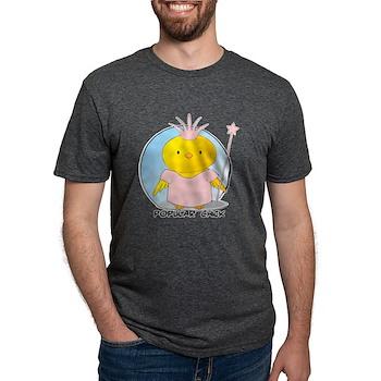 Popular Chick Mens Tri-blend T-Shirt