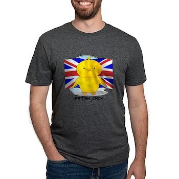 British Chick Mens Tri-blend T-Shirt