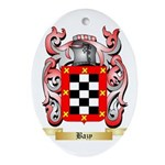 Bazy Ornament (Oval)