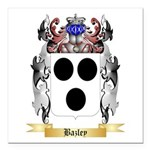 Bazley Square Car Magnet 3