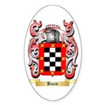 Bazin Sticker (Oval 50 pk)