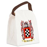 Bazin Canvas Lunch Bag