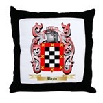 Bazin Throw Pillow