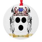 Bazille Round Ornament