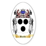Bazille Sticker (Oval)