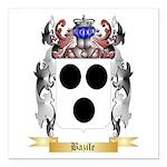 Bazile Square Car Magnet 3