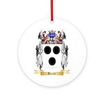 Bazile Ornament (Round)