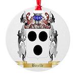 Bazelle Round Ornament