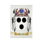 Bazelle Rectangle Magnet (100 pack)