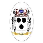Bazelle Sticker (Oval 50 pk)